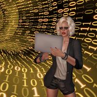 Binary-Mexi alias Marina Bellini